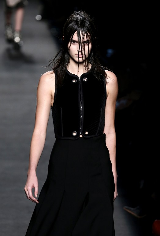 Alexander Wang - Runway - Mercedes-Benz Fashion Week Fall 2015