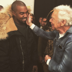 Kanye West Loses His Cool at Ralph Lauren